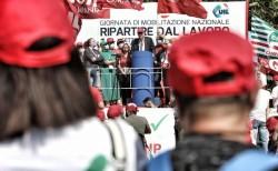 RIPARTIRE DAL LAVORO. GIORNATA DI MOBILITAZIONE IN TUTTA ITALIA. LANDINI: IL NOSTRO RECOVERY FUND. LE MANIFESTAZIONI TENUTESI IN ABRUZZO (TERAMO) E IN MOLISE (ISERNIA)